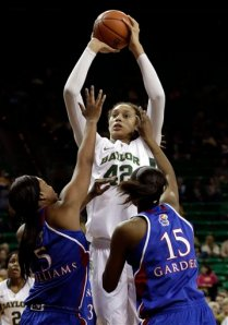 Brittney Griner, Bunny Williams, Chelsea Gardner