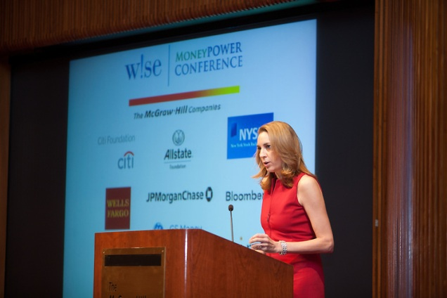 Keynote Address by Karen Finerman, Co-Founder and Chief Executive Officer, Metropolitan Capital Advisors, Inc. at W!SE 9th MoneyPOWER Conference for Financial Literacy