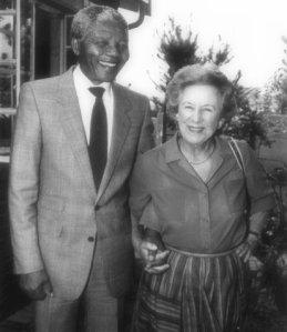 Helen Suzman, Nelson Mandela