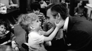fred rogers and little boy