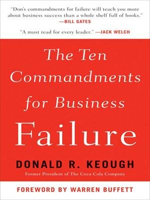 ten_commandments_of_business_failure