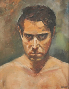 David Keirsey self portrait