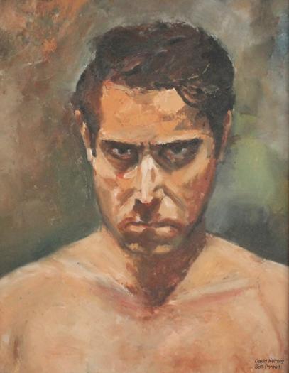 David Keirsey self portrait